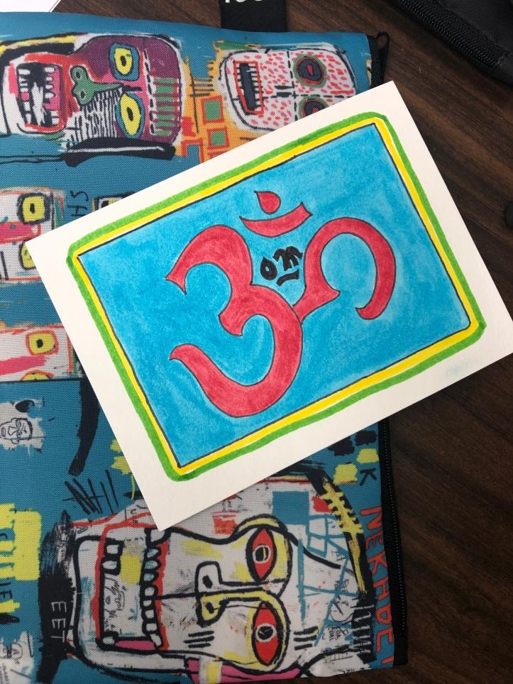 Om Card